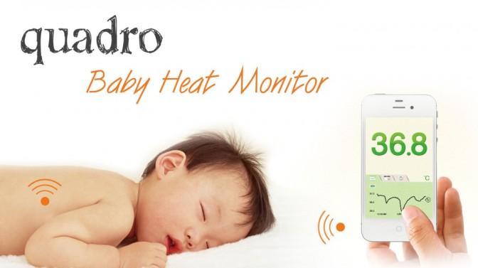 Quadro Baby Heat Monitor Üretildi